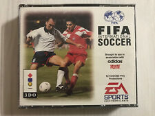 FIFA INTERNATIONAL SOCCER 3DO COMPLET PAL FR/UK/DE