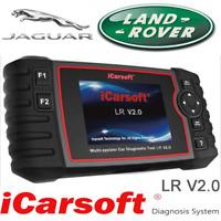 Land Rover Discovery 3 Diagnostic Scan Tool Fault Code Reader - iCarsoft LR V2.0