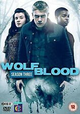Wolfblood Season 3 Series Three Wolf Blood DVD Region 4