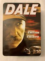 Dale Earnhardt The Movie Narrated by Paul Newman 6 DVD Discs In Collectible Tin