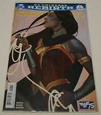 Wonder Woman (2016 5th Series) #7B  Scarce Variant Cover by Jenny Frison
