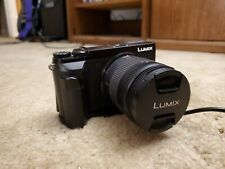 Panasonic Lumix GX85 16MP Mirrorless Camera with Extras