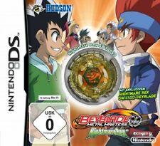 Nintendo DS Spiel - Beyblade: Metal Masters Nightmare Rex mit OVP