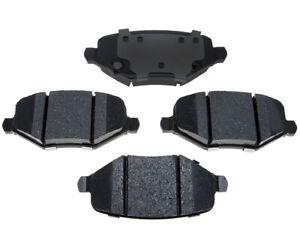 Disc Brake Pad Set-Service Grade; Ceramic Rear Raybestos SGD1719C