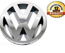 VW Polo 6R 2009-2014 Front Grill Badge Emblem Chrome