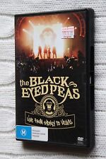 The Black Eyed Peas: Live Form Sydney to Vegas (DVD), Very good, Free post