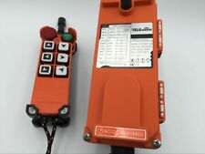 F21-E1 radio inalámbrica Industrial De Control Remoto Para Grúa de sobrecarga AC/DC 18-440V