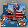 Nickelodeon PAW Patrol Dog Marshall's Fire Fighting Truck Model Car Vehicles Toy