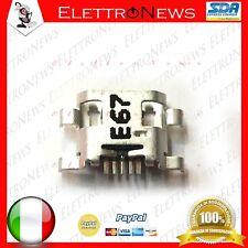 Connettore ricarica micro Alcatel One Touch POP 3 5015X 5056d Pop 4 Plus A010