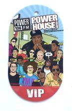 Power 106 Power House 09 Vip Laminate. Jay Z. Pitbull. Lmfao. Flo Rita Lil Jon
