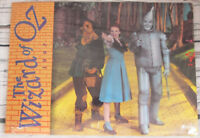 New Wizard of Oz Year 1997 12 Month Unused Factory Sealed Wall Calendar