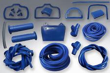 LAMBRETTA RUBBER KIT SERIES 1 & 2 IN BLUE