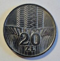Polen / Polska / Poland - 20 Zloty - 1973 - vz bis stgl erhalten (2073