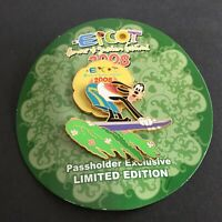 WDW Flower & Garden Festival 2008 Goofy Passholder Exclusive LE Disney Pin 60817
