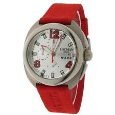 Orologio LOCMAN MARE 013300AG0005COR Chrono Cordura Rosso Titanio 100mt 39mm