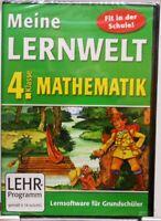 Software für die Schule für PC & MAC + Fit in Mathematik 4.Klasse Nachhilfe #M17