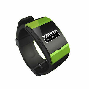 NEW SMART WATCH with fitness band and bluetooth RED