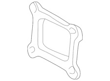 Genuine Subaru Booster Assembly Seal 725042000