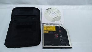 IBM Lenovo Thinkpad Ultrabay Slim DVD-ROM CD-RW Combo Laptop 39T2685 Optical Dri