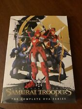Samurai Troopers Ronin Warriors 11 OVA Episodes Anime English Discotek DVD