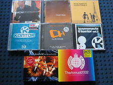 Cream Ibiza Kontor Pink Martini Ministry of Sound Club House Lovefield Thievery