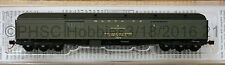N Scale - MICRO-TRAINS 147 00 040 SANTA FE - ATSF Express Baggage Car