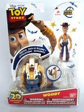 Figurine Jouet HATCH'N HEROES BANDAI Disney Toy STORY WOODY neuf action toys