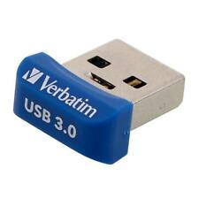 Verbatim Nano Memory USB 3.0 64GB Blue