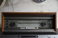 Telefunken Opus Studio 2650 – Spitzen Röhren-Reciever der 60er Jahre