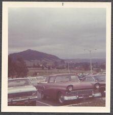 Vintage Car Photo 1957 Ford Ranchero & 1970 Opel Kadett Automobile 773850