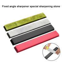 4Pcs Cutter Blades Sharpener Stone Polishing Whetstone Oilstone 3000-10000#
