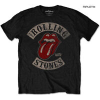 Official T Shirt THE ROLLING STONES Distressed Tongue Logo 1978 All Sizes
