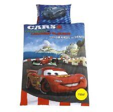 Disney Pixar Cars 2 ropa de cama 135x200 McMissile MCQUEEN CON 3d EFECTO GAFAS