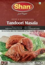 Shan Tandoori Chicken Masala- 1.75 Oz (3 Pieces)