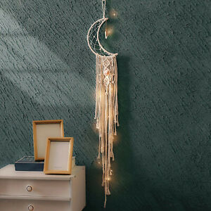 Large Boho Lace Macrame Dream Catcher Tapestry Gift Wall Hanging Decor