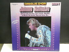 JOHNNY HALLYDAY Disque d or volume 6 IMPACT 6886188