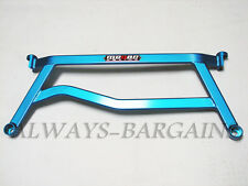 H Brace Front Lower Bar Arm Fits WRX STI 08-11 GRB GRF GVF GEE GHE Megan Blue