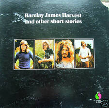 BARCLAY JAMES HARVEST NM-  and other short stories LP