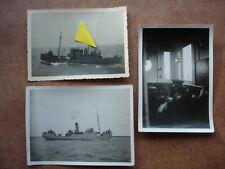 Deutsche Minensucher in der Nordsee  8 Fotos
