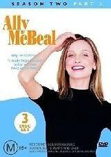 Ally McBeal Season 2 Part 2 3-Disc Set  Region 4 DVD VG to EX Condition