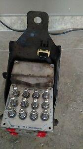 Used 01 02 03 04 05 Cadillac Deville DTS Seville Anti-Lock Brake Pump modulator