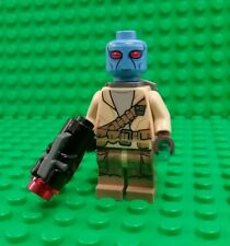 *NEW* Lego Star Wars 75133 Rebel Alien Minifig Rocket Pack Figure Fig w Gun x 1