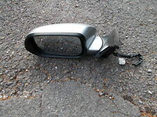 HONDA ACCORD MK8 SALOON MODEL 2003-20068 PASSENGER SILVER & ELECTRIC DOOR MIRROR