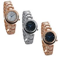 Womens Fashion Casual Ultra Thin Bracelet Analog Quartz Wrist Watch Watches Gift