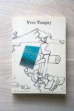 YVES TANGUY - Retrospective 1925 - 1955 - Centre Georeges Pompidou - 1982