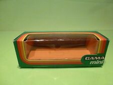GAMA MINI 898 - ONLY BOX for VOLKSWAGEN BEETLE - GOOD - RARE - EMPTY BOX