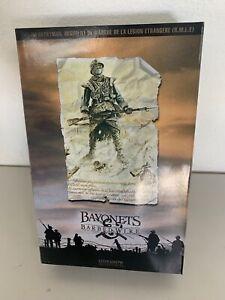 """12"""" Sideshow WW1 Bayonets & Barbed Wire R.M.L.E. Infantryman WWI Military Figure"""