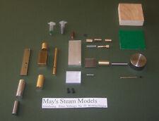 May's Steam Models, Version of Elmer Verbug's No 25 Wobbler Steam Engine kit