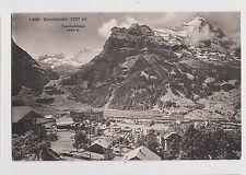 Grindelwald,Switzerland,Totalansicht,Viersscherhorner,Canton Bern,c.1909