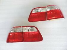 New 99-00  Honda Civic EK3 EK4 Sedan Crystal Rear Tail Lamp Light EJ LSO4